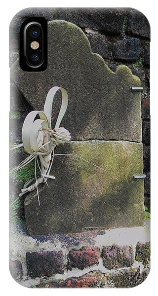 Lone Stone IPhone Case
