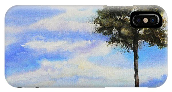 Lone Tree Colorado IPhone Case