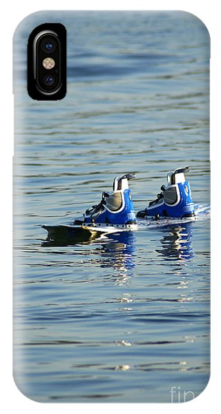 Lone Wakeboard IPhone Case