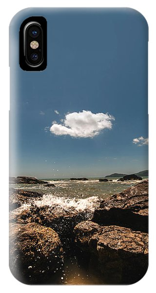 Lonely Cloud IPhone Case