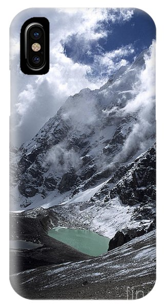 Lonely Lake On The Inca Trail IPhone Case