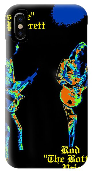 Lonesome Dave And Bottle Rod IPhone Case
