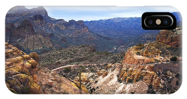 Long And Winding Apache Trail IPhone Case