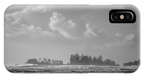 Long Beach Landscape  IPhone Case