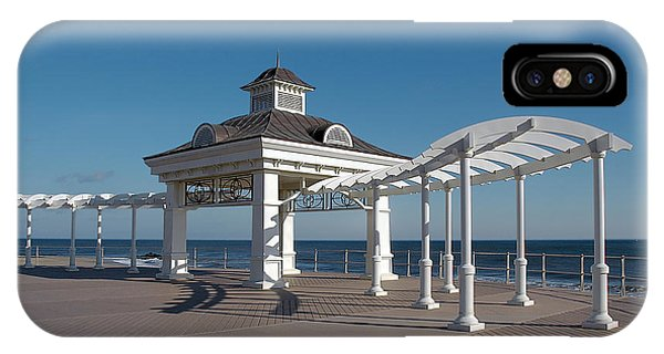 Long Branch Gazebo IPhone Case
