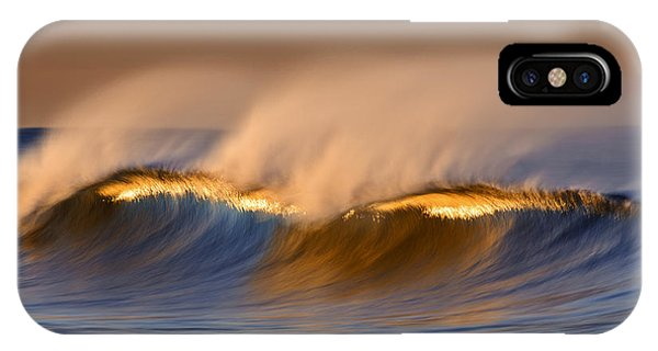 Long Golden Crest  Mg_1721 IPhone Case