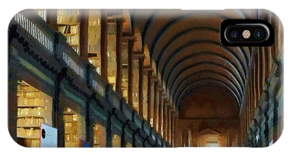 Long Room IPhone Case