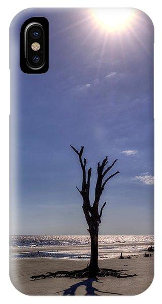 Long Shadow On Jekyll Island IPhone Case