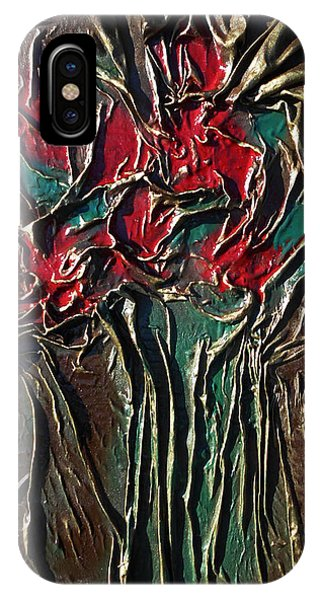 Long Stem Roses IPhone Case