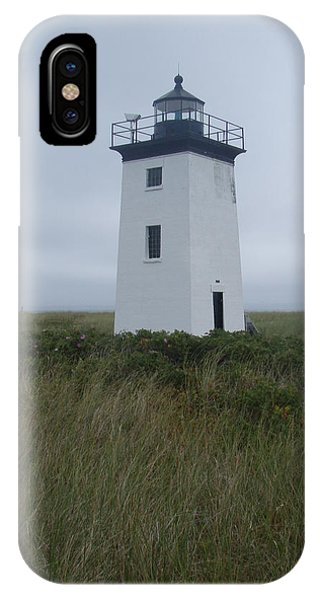 Longpoint Lighthouse IPhone Case