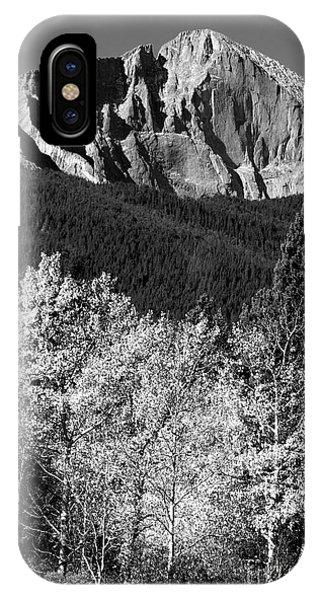Longs Peak 14256 Ft IPhone Case