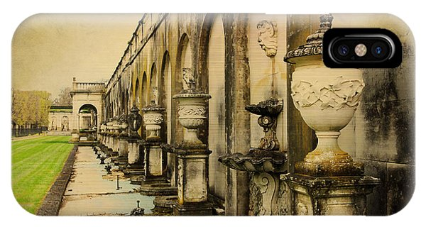 Longwood Gardens Fountains IPhone Case