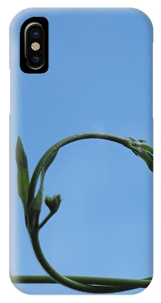Look Back As You Move Forward. IPhone Case