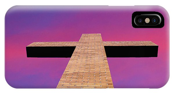 Look To The Heaven's IPhone Case