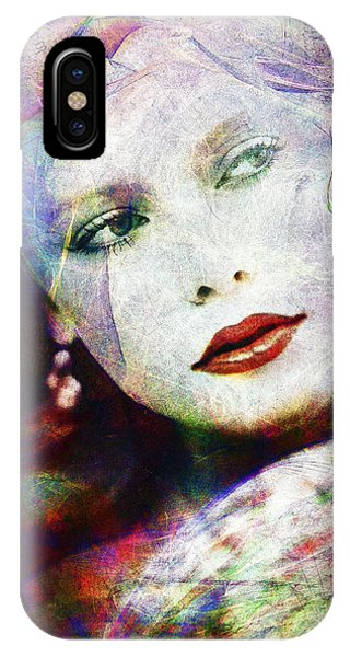 Looking At Tomorrow IPhone Case