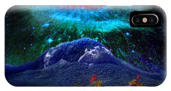 Looking Glass Rock Event 1 IPhone Case