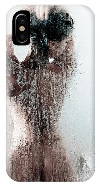 Armed iPhone Case - Looking Through The Glass by Jt PhotoDesign