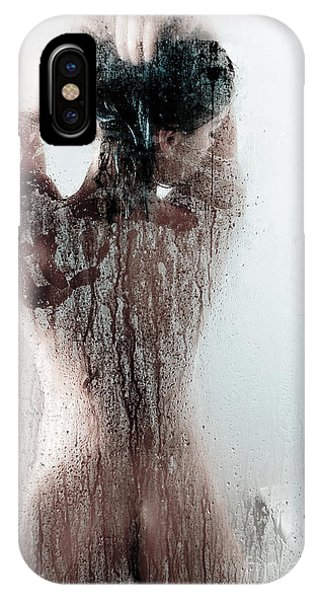 Looking Through The Glass IPhone Case