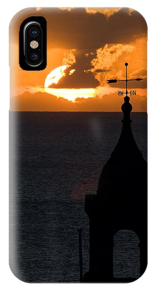 IPhone Case featuring the photograph Looking West by Brad Brizek