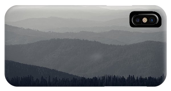 Lookout Butte 3 IPhone Case