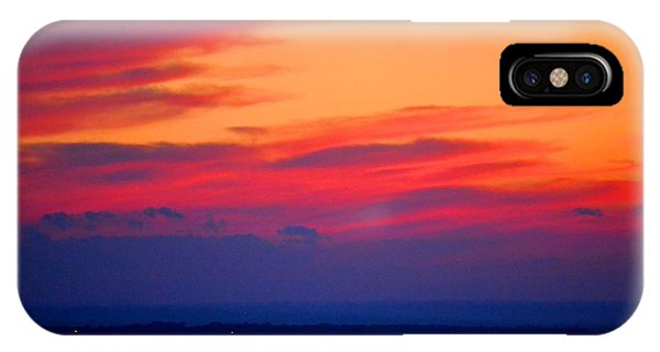 Lookout Mountain Sunset IPhone Case