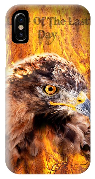 Lord Of The Last Day IPhone Case