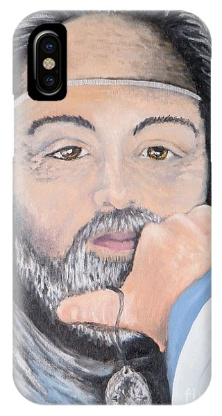 Lord Richard IPhone Case
