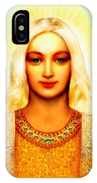 Lord Sananda IPhone Case