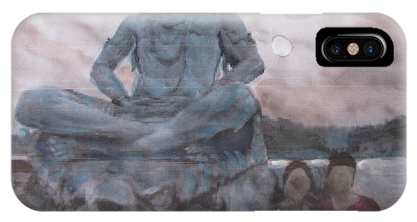 Lord Shiva IPhone Case