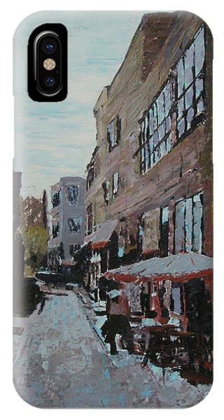 Loring Corners IPhone Case