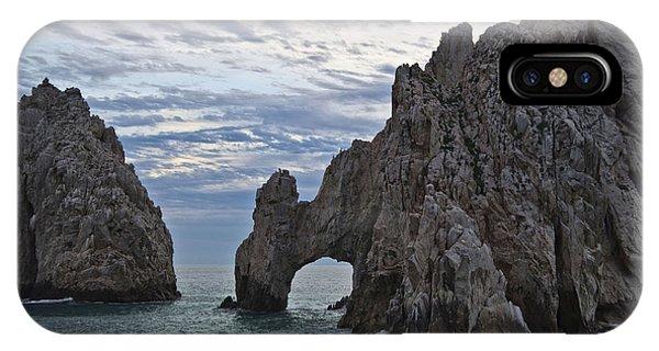 Los Arcos In Cabo San Lucas IPhone Case