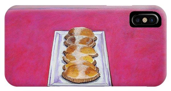 Las Empanadas IPhone Case