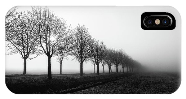 Losing Sight Phone Case by Christophe Staelens