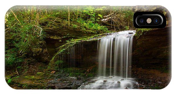 Lost Creek Falls IPhone Case
