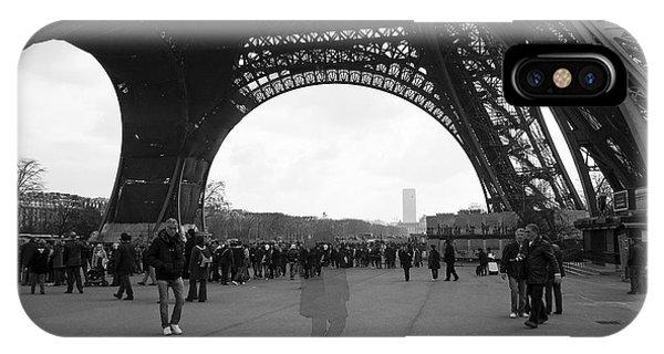 Lost In Paris IPhone Case