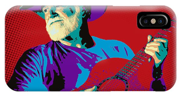 Jack Pop Art IPhone Case