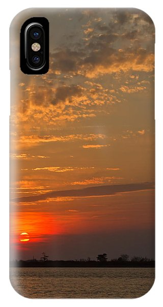 Lost In Wispy Cloudy IPhone Case