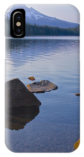 Lost Lake Morning 81014 IPhone Case