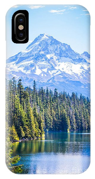 Lost Lake Morning IPhone Case