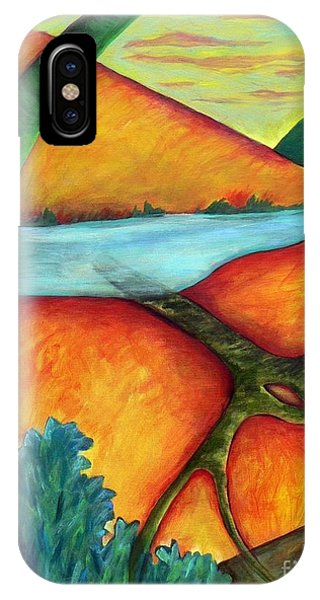 Lost Land 1 IPhone Case