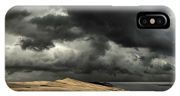 Dunes iPhone Case - Lost Paradise by Gilbert Claes