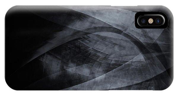 Futuristic iPhone Case - Lost (part II) by Jeroen Van De