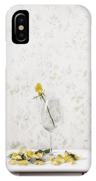 Petals iPhone Case - Lost Petals by Joana Kruse