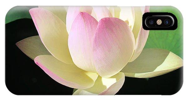 Lotus 9 IPhone Case