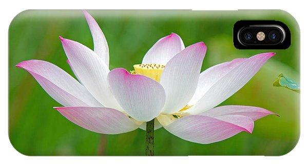 Lotus IPhone Case