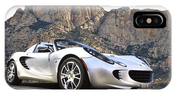 Oro Valley Lotus IPhone Case