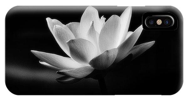 Lotus - Square IPhone Case
