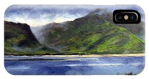 iPhone Case - Loughros Bay Ireland by Jim Gola