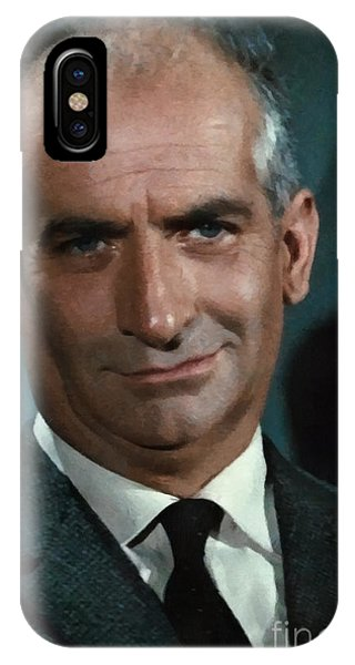 Louis De Funes IPhone Case