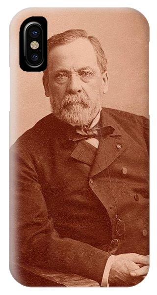 Louis Pasteur IPhone Case
